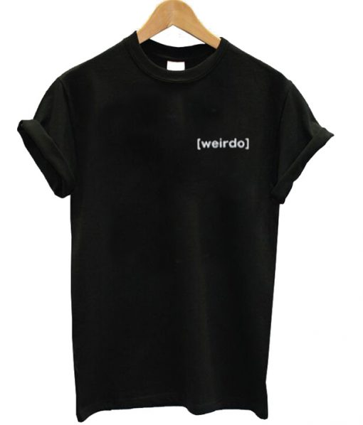 Weirdo Pocket Unisex T-shirt