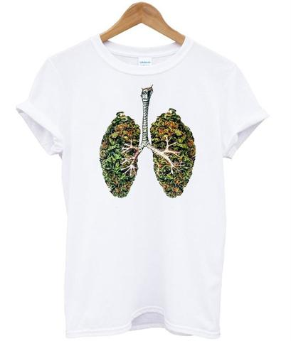 Weed Lungs Unisex T-shirt