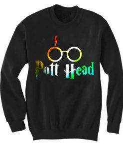 Harry Potter Pott Head Sweatshirt