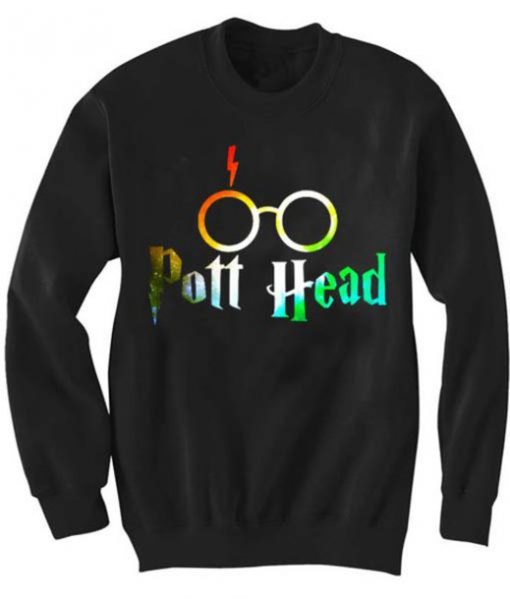 Harry Potter Pott Head Sweatshirt