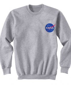 Nasa Pocket Logo Sweatshirt