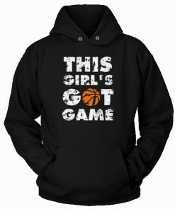 This Girl's Got Game Hoodie