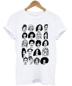 20 Face Reaction T-shirt
