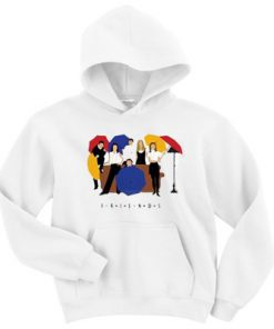 Friends TV Show Graphic Hoodie