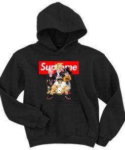 Dragon Gang Parody Supreme Hoodie