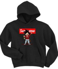 Drunken Goku Supreme Hoodie