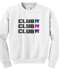 Club MTV Sweatshirt