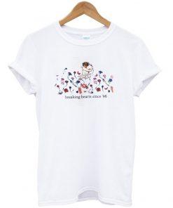 Breaking Heart Since 96 T-shirt