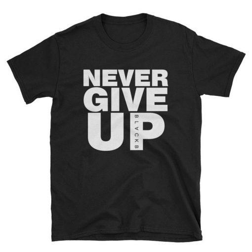 Never Give Up Mo Salah T-shirt