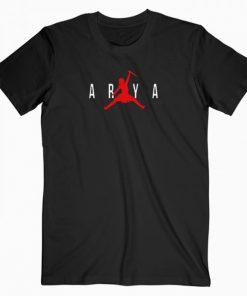 Air Arya Stark T-shirt