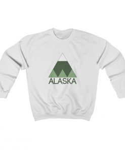 Alaska Mountain Sweatshirt