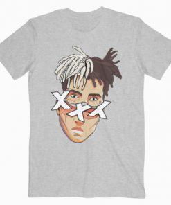 XXXtentacion Cut Face T-Shirt