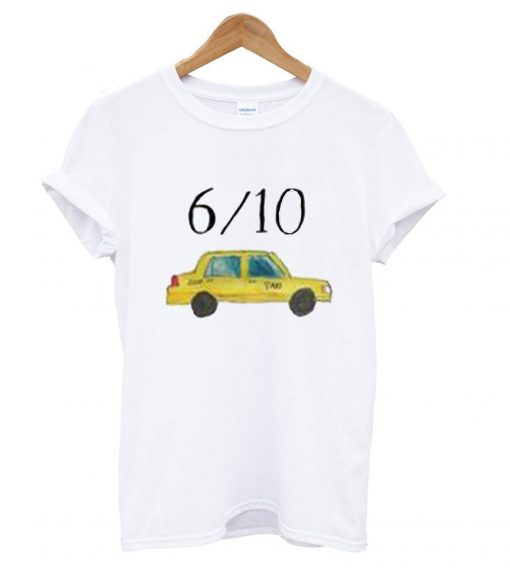 6/10 Dodie Merch T-shirt