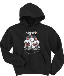 Apollo 50 Next Giant Leap 50th Anniversary Hoodie