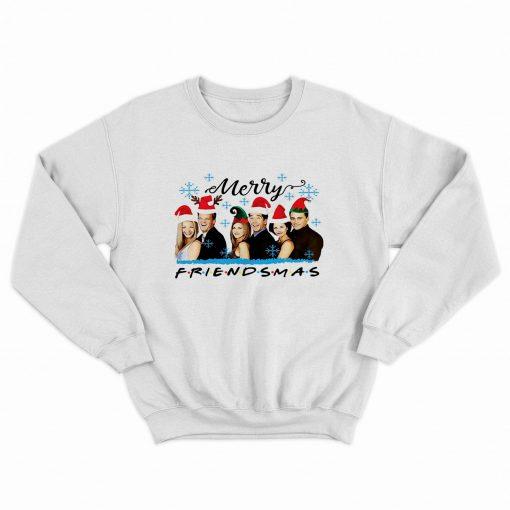 Merry Friendsmas Sweatshirt