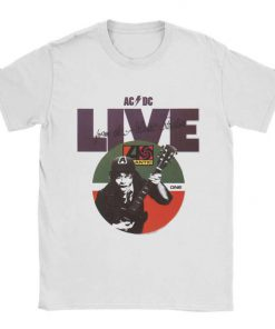 ACDC Live Atlantic Studio T-shirt