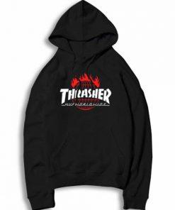 Huf X Thrasher Hoodie