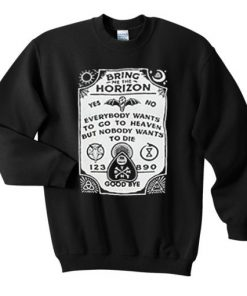 Bring Me The Horizon Sweatshirt
