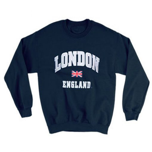 London England Sweatshirt